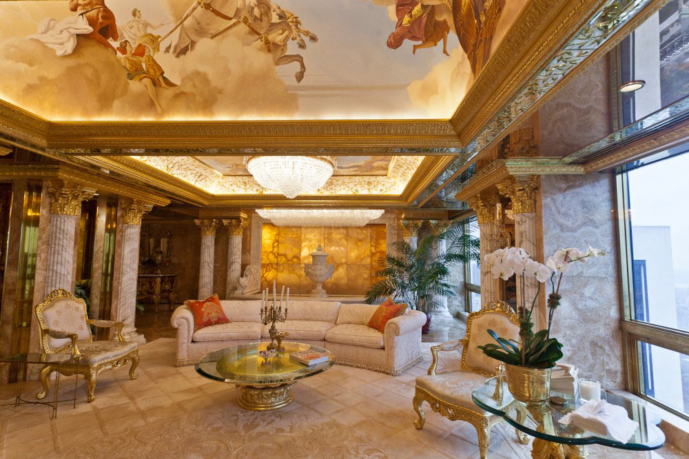 Loveisspeed Inside Donald And Melania Trump S