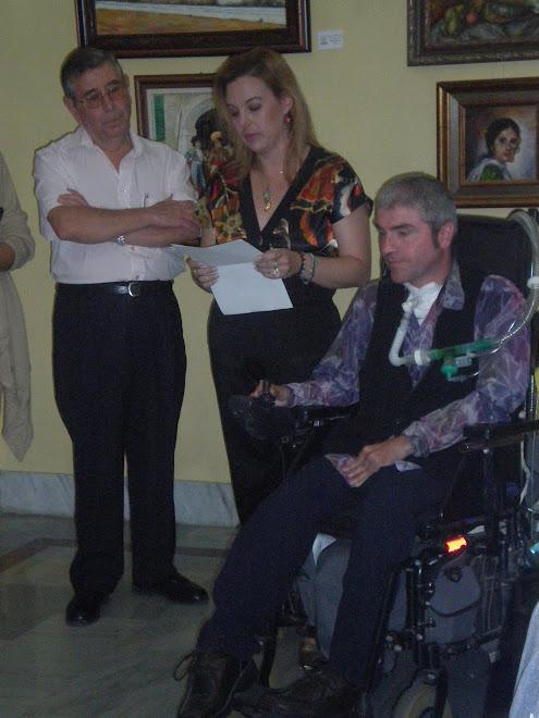 "EXPOSICION INDIVIDUAL-PACO MELENDEZ-""HOTEL AVERROES"""