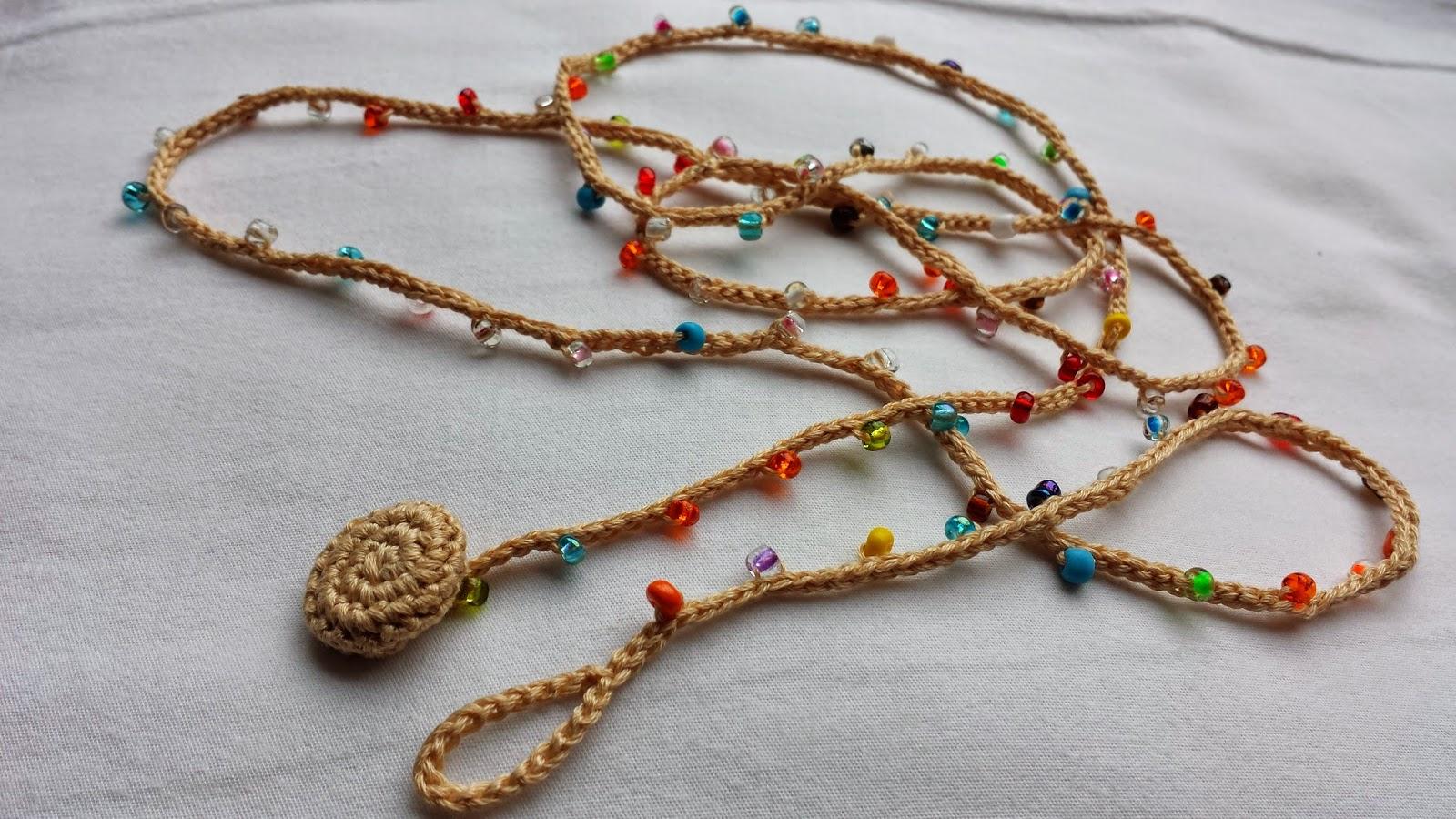 Crochets4u Armband Ketting Haken