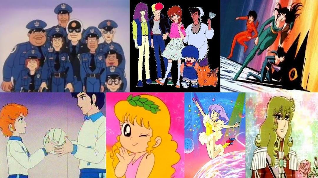 Il sito dei cartoni animati anni e