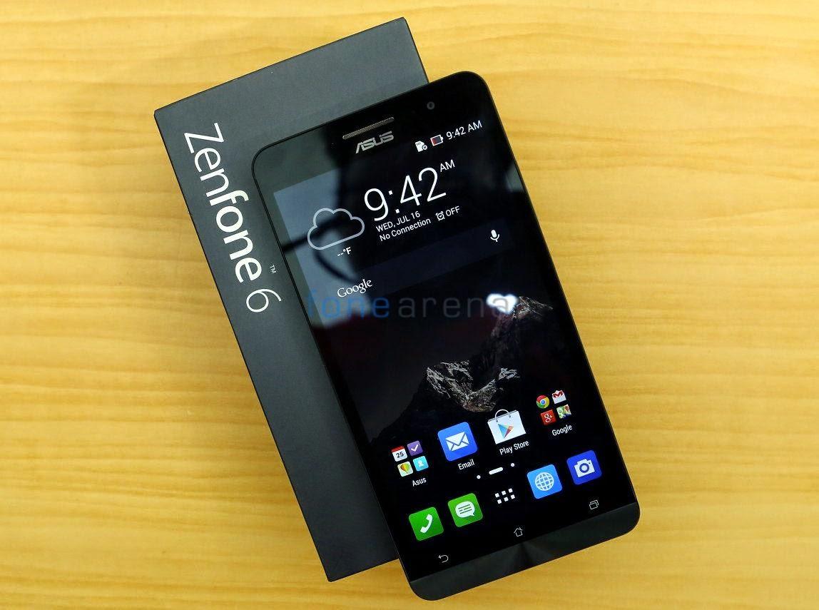 Cara Melepas LCD HP Asus Zenfone 6