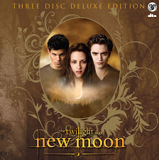 The Twilight Saga: New Moon Deluxe Edition DVD