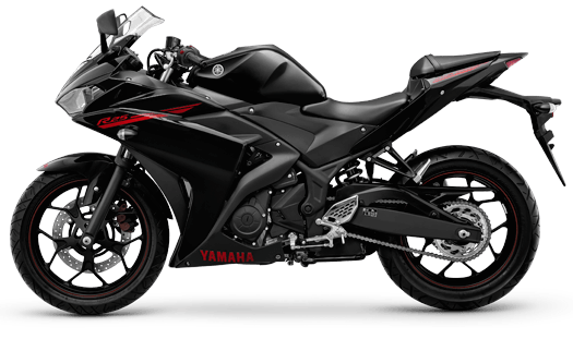 Yamaha YZF R25 2014 Đen