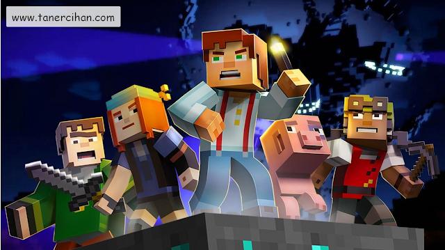 Minecraft Story Mode : Episode 1 Full Torrent  İndir