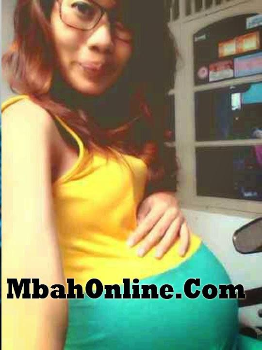 wanita muda hamil hubungan