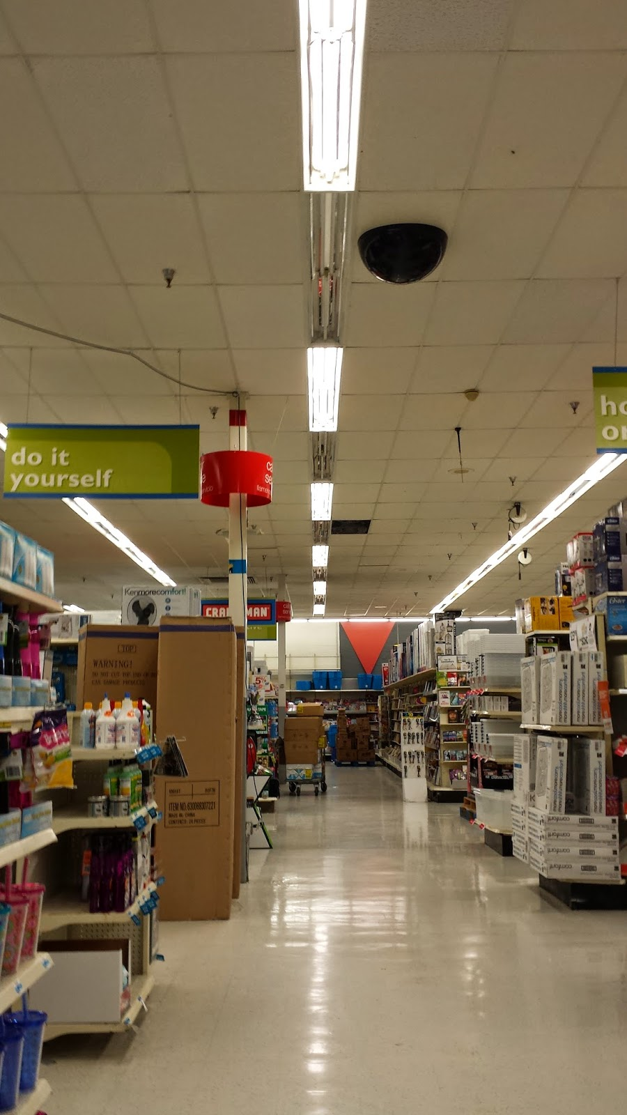 Louisiana and Texas Southern Malls and Retail: Kmart 2940 Veterans Blvd. Metairie La.