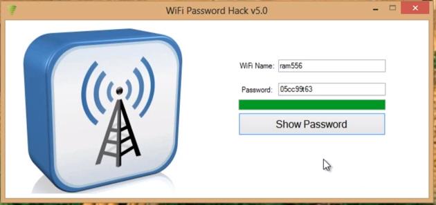 Wifi Password Hack v5 0 0 New Version