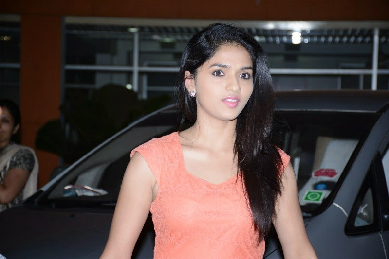Sunaina Latest Pics at Vanhmam Movie Audio Launch Event