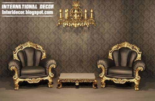 Luxury Chairs, Armchairs For Luxurious Interior Decor
