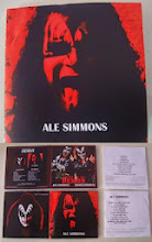 CD SOLISTA ALE SIMMONS