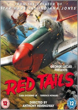 Esquadrão Red Tails – Legendado (2012)
