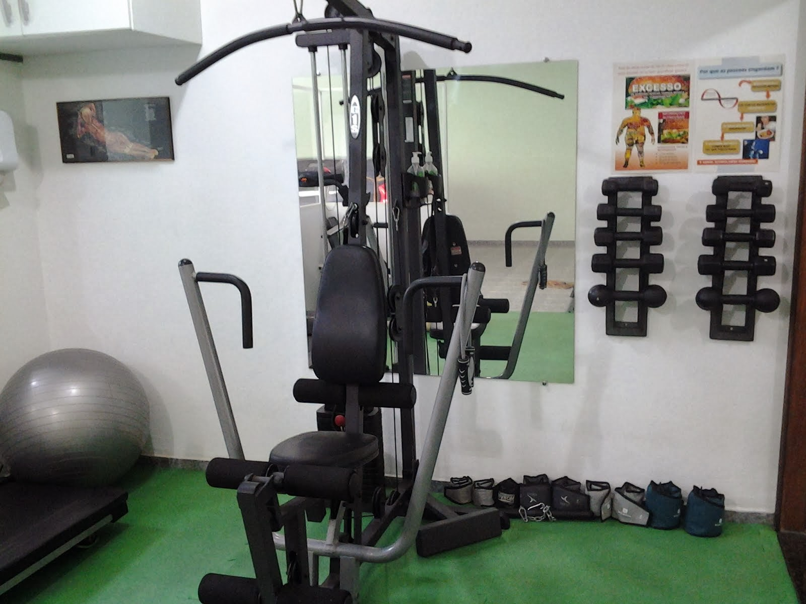 Home Fitness Studio