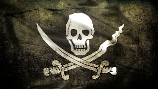 Pirate Flag wallpaper