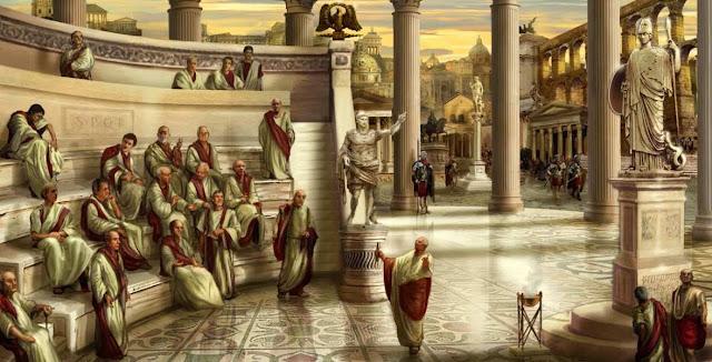 Senadoconsulto y Derecho romano