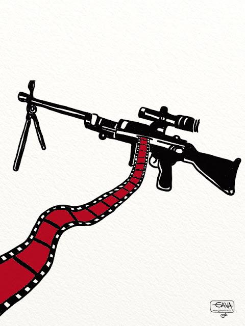 Gava Satira Vignette Maometto censura film su Chris Stevens Libia Sam Bacile