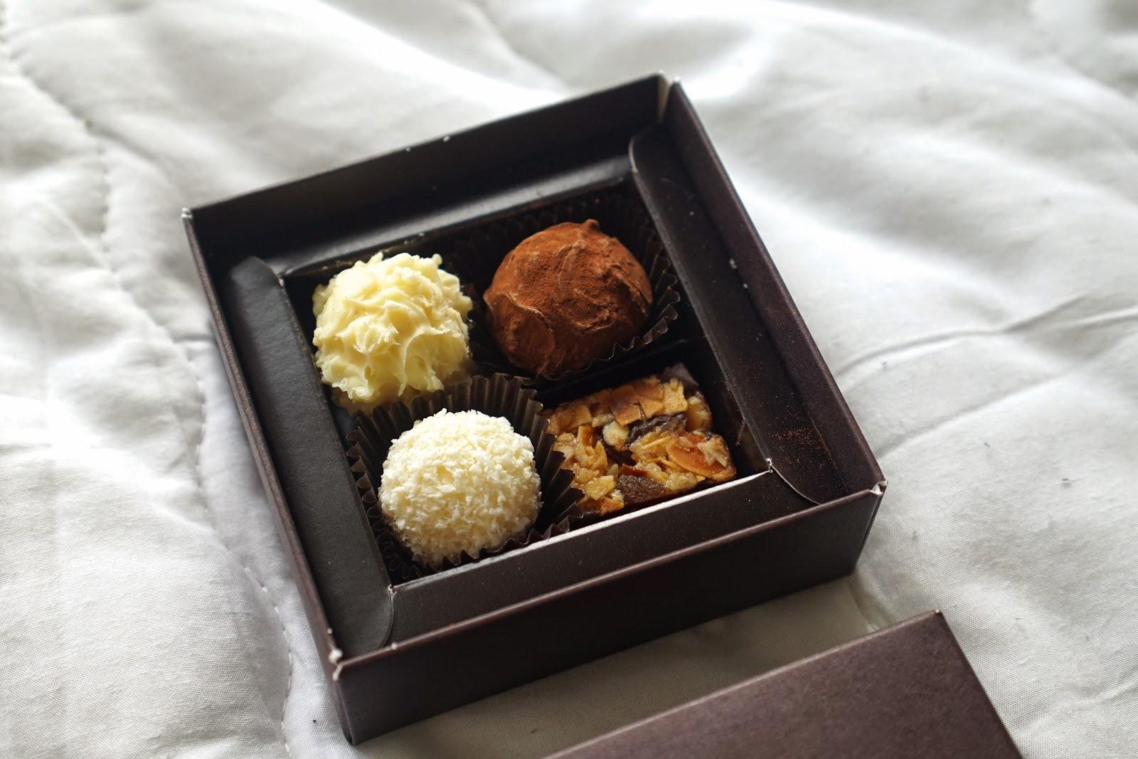 chocolats privilege
