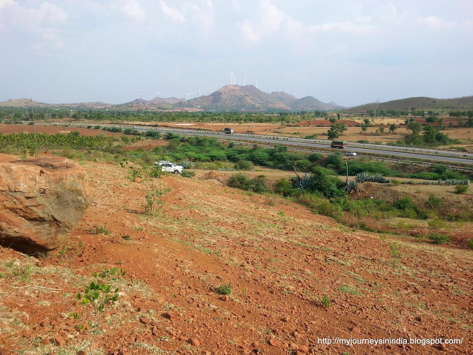 Windmills Chitradurga
