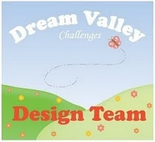 I'm on the Design Team at Dream Valley Challenges!