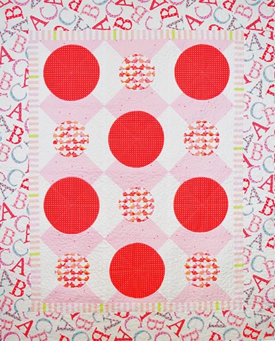 http://www.michaelmillerfabrics.com/inspiration/freequiltpatterns/oh-baby-quilt.html