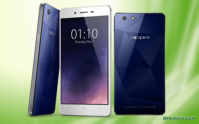 Spesifikasi Oppo Mirror 5 Android