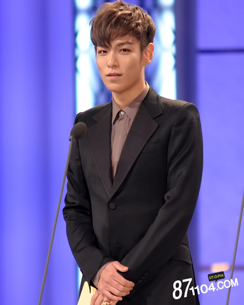 Choi Seunghyun at Blue Dragon Film