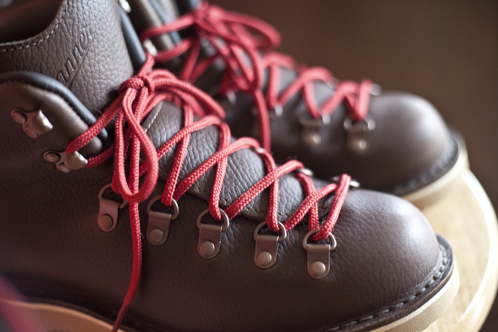 Alex Grant: Review: Danner Mt. Light Elkins from The Breakroom