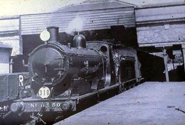 Gosport Station pre war
