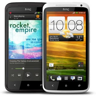 ATT HTC One X
