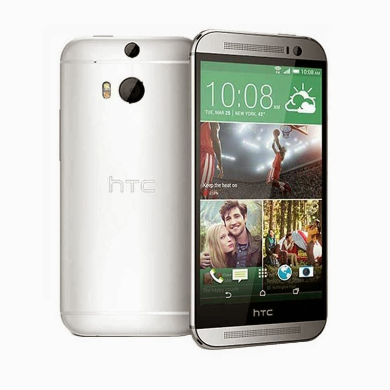 Spesifikasi Dan Harga HTC One M8