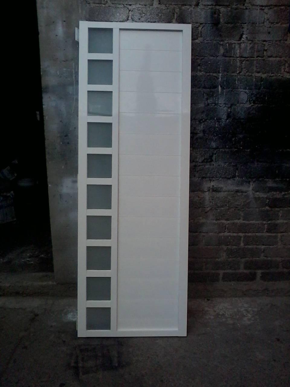 Vidrieria tlalocan for Puertas de aluminio para bano