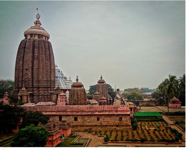 Jagannath Temple in Puri