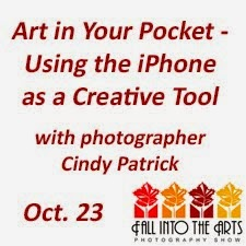 Art in Your Pocket with Cindy Patrick