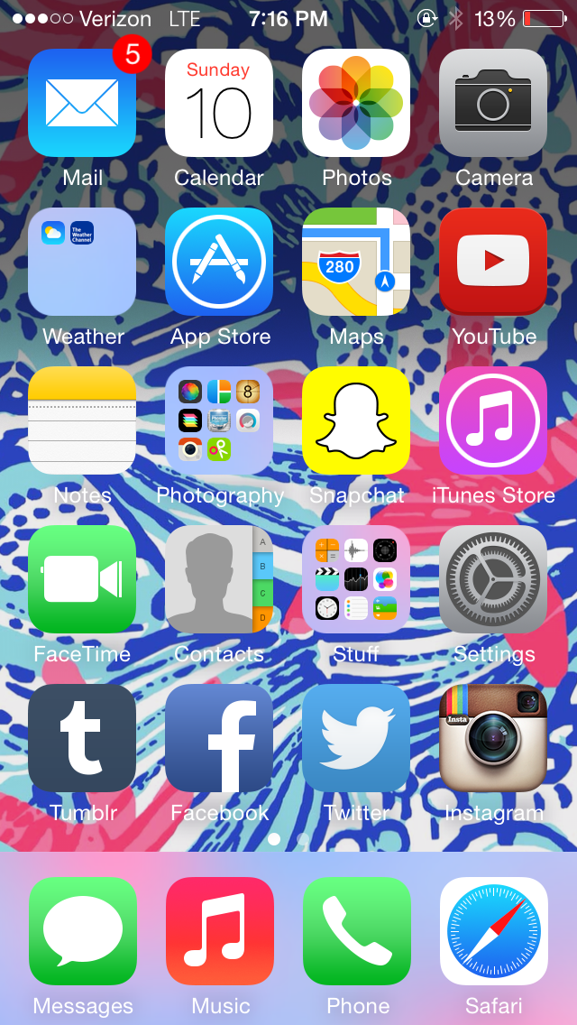 Dash Of Serendipity Invade My Iphone