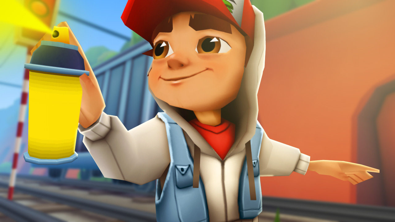 Info Game Terbaru Dan Terlengkap: Download Game Subway Surfers HD (PC)