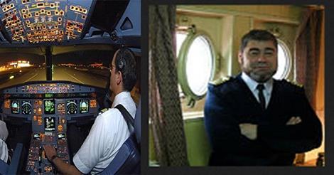 «الجارديان» تكشف عن تصريح غريب من كابتن الطائرة المنكوبة 7 أيام قبل الحادثة