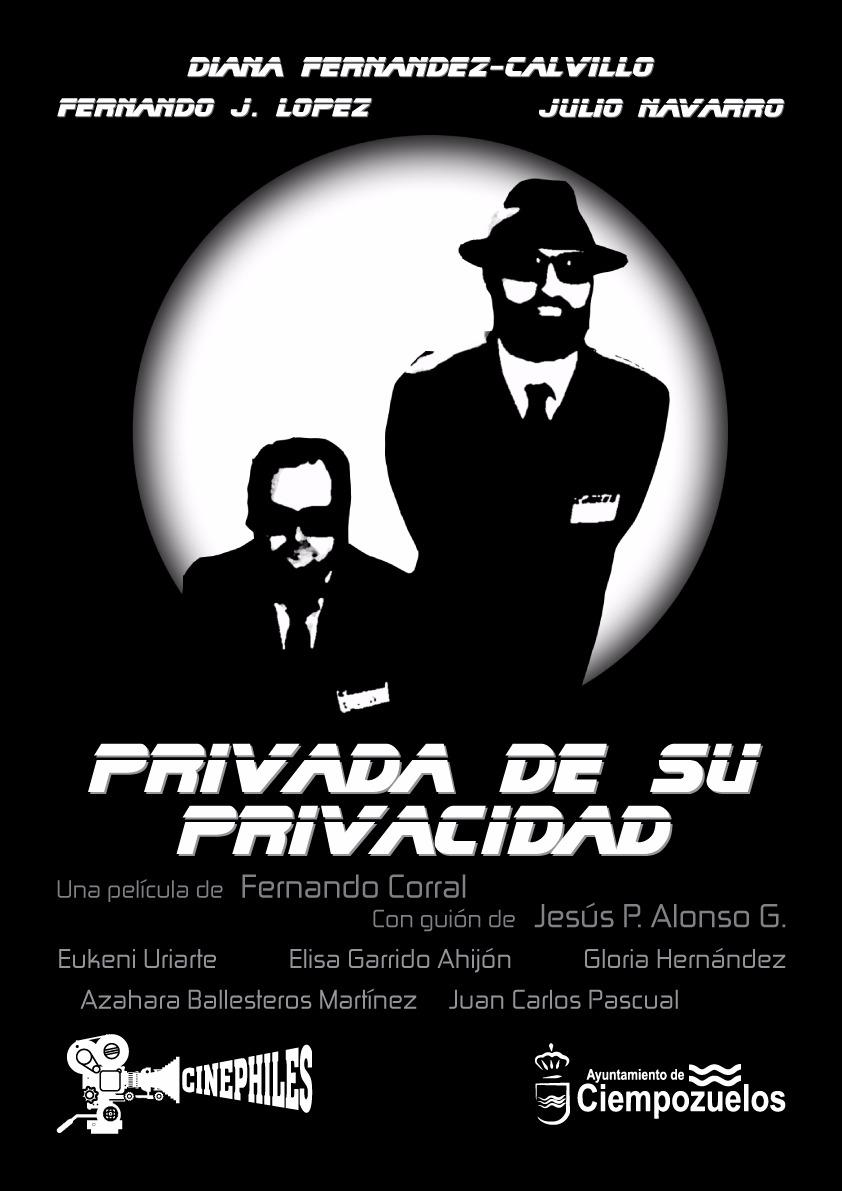 Privada de su privacidad