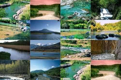 Fotografías de Ríos I (14 imágenes en Alta Resolución)