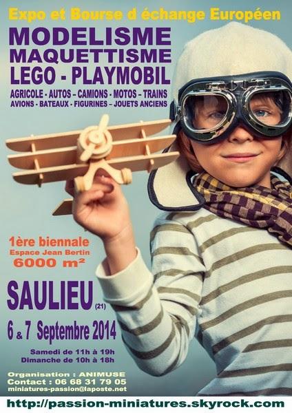 Saulieu, 6-7 septembre 2014