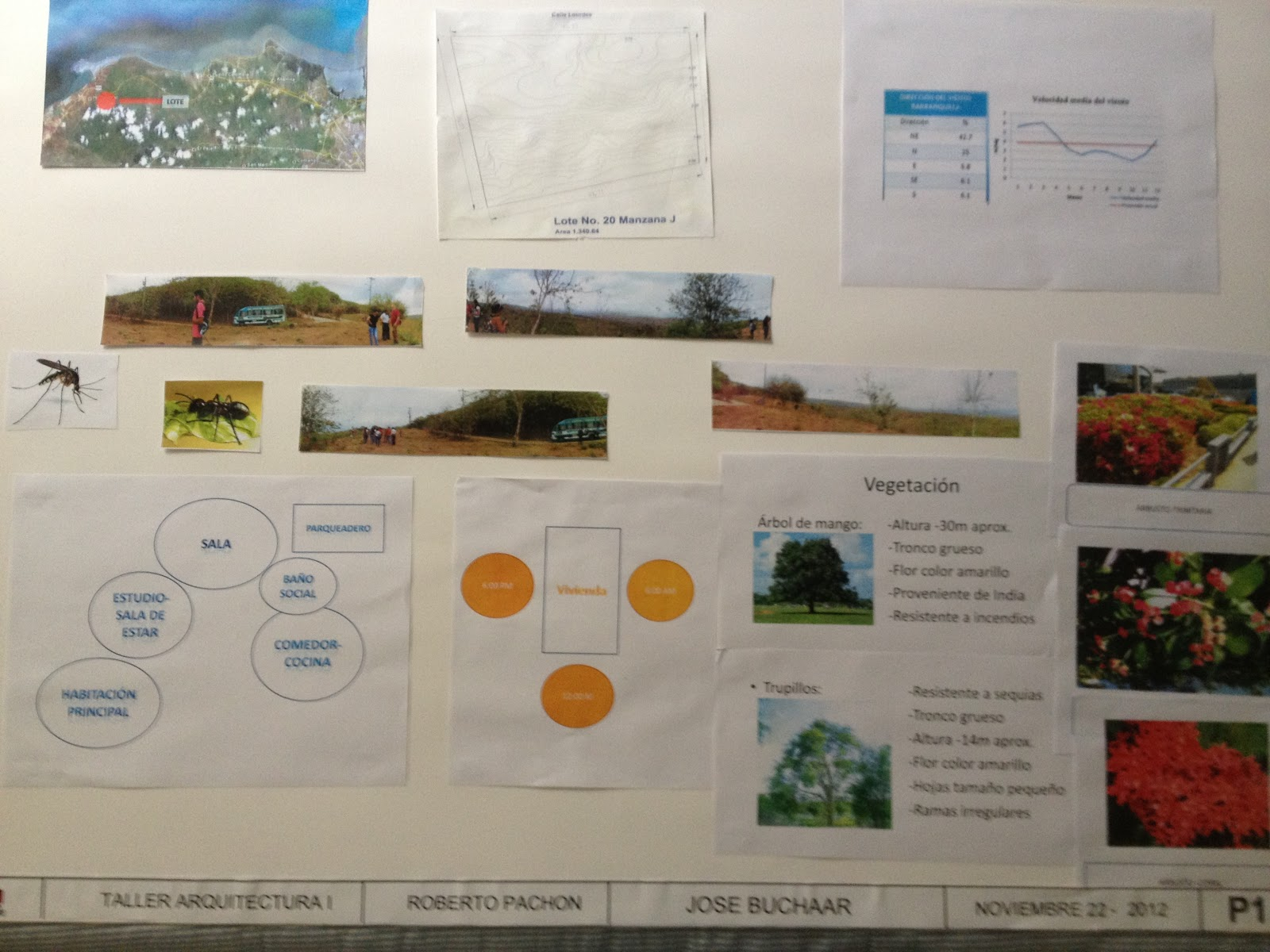 Arquitectura proyecto final casa campestre for Memoria descriptiva arquitectura