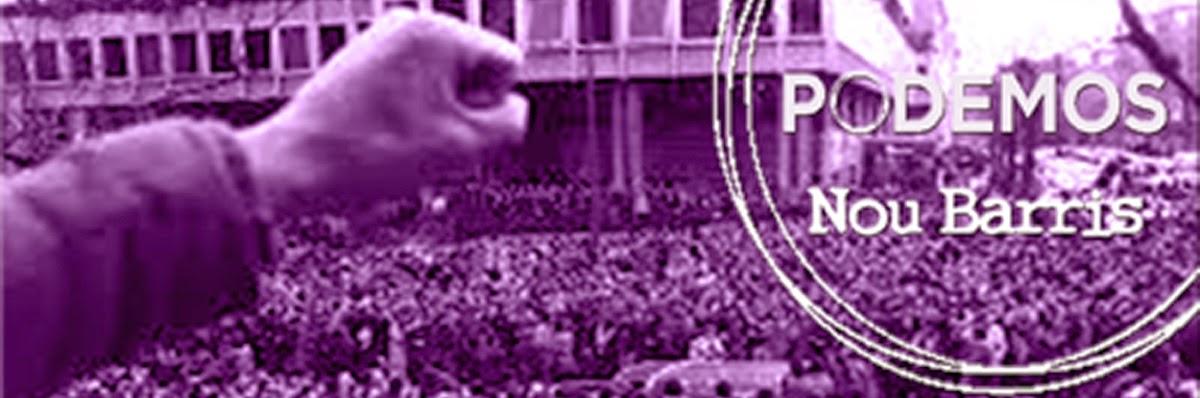 Círculo Podemos 9 Barris