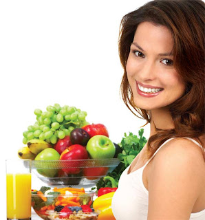 Prevent cancer - eating fruits and vegetables