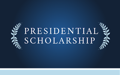 stamp for Presidential Scholarship