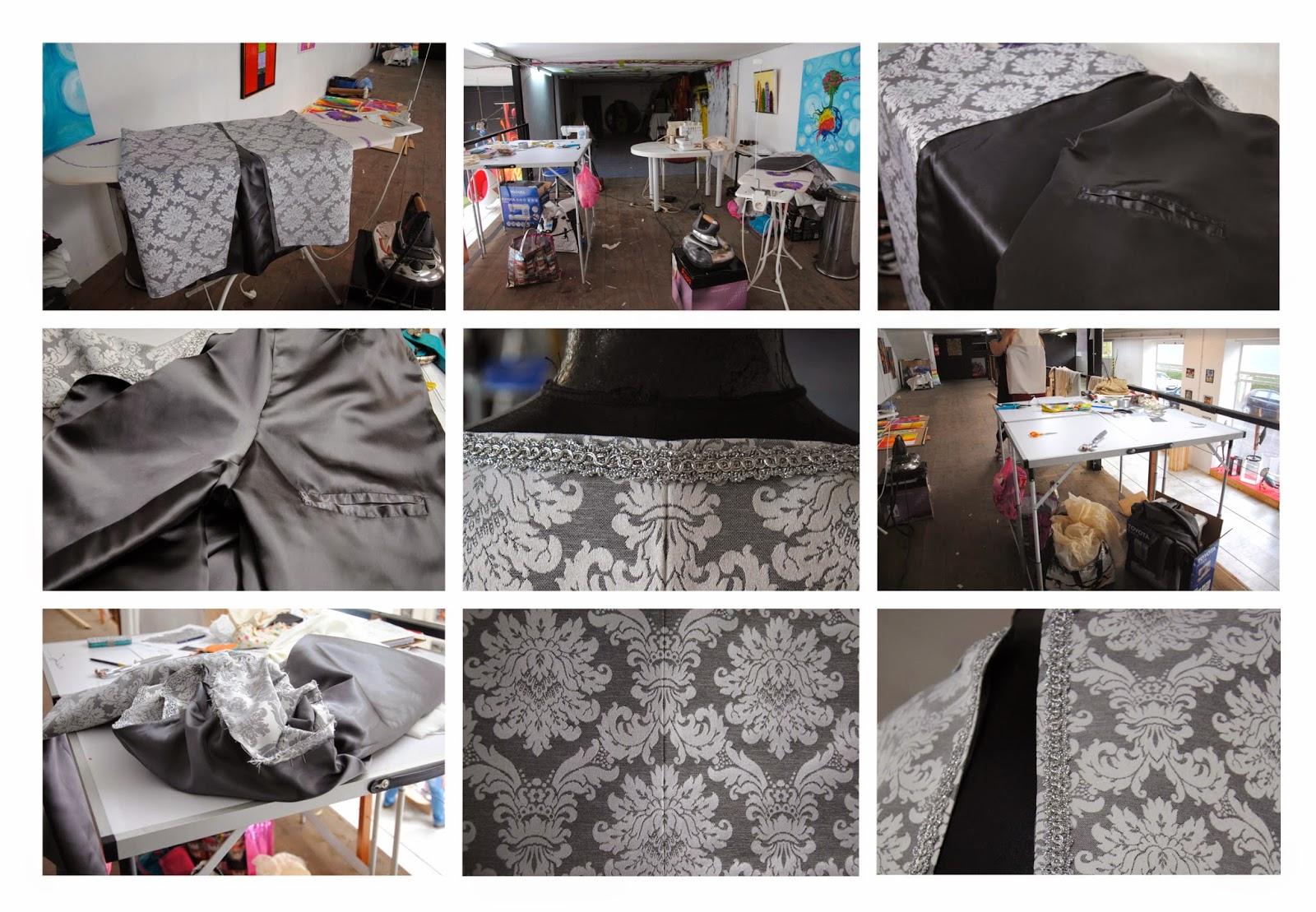 réaliser veste couture Artelier Tarbes