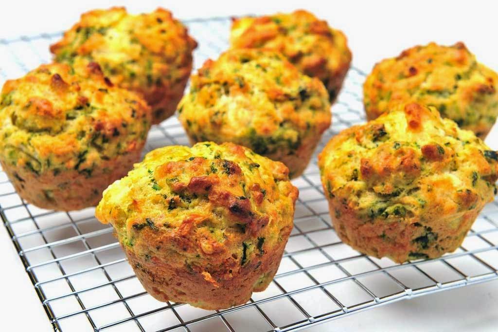 Resep Spinach Muffin Gurih dan Sederhana