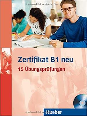 Learn German VN Zertifikat B1 neu Übungsbuch + MP3-CD 15 Übungsprüfungen learngermanvn