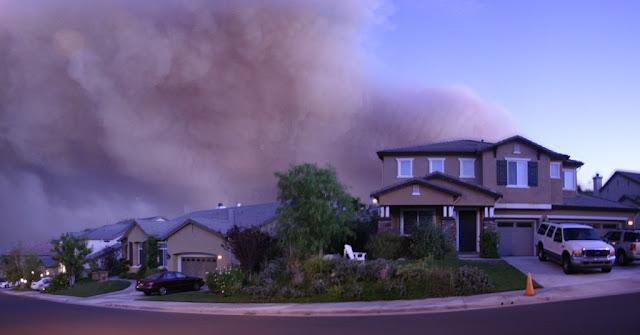 Santa Clarita wildfires