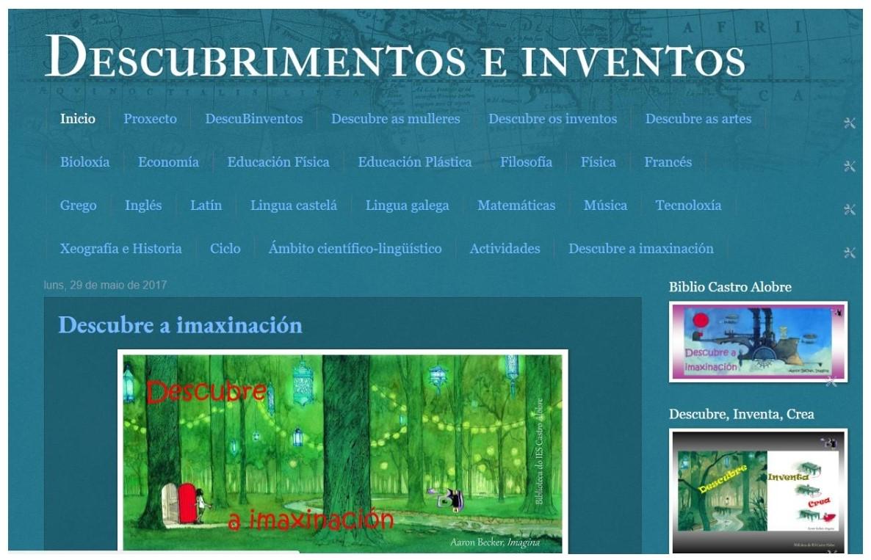 Descubrimentos e Inventos