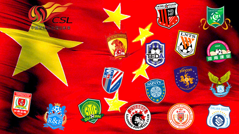 chinese football league
