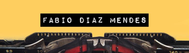 Fabio Diaz Mendes - Escritor