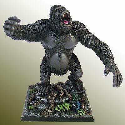 Kick Kong - Grands Singes - Croco Jungle-Gorilla_PAINTED-SHOP002